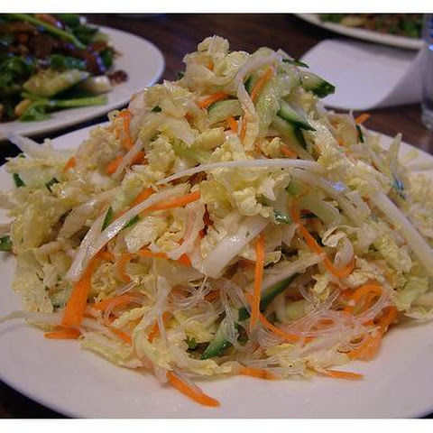 Chinese Carrot Salad