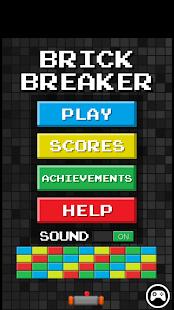 Brick Breaker Arcade