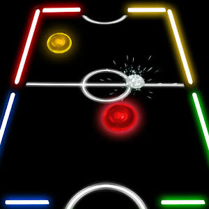 Glow Hockey 3D Hacks and cheats