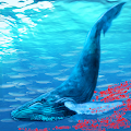 Game Blue Whale Survival Challenge - Angry Shark Attack APK for Windows Phone