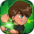 Game Hero kid - Ben Alien Ultimate Power Surge apk for kindle fire