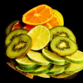 multicolored citrus by LADOCKi Elvira - Food & Drink Fruits & Vegetables