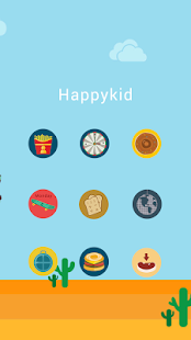 Happy kid-Solo Theme - screenshot