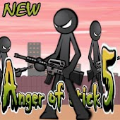 Free New guide anger of stick 5 APK for Windows 8