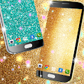 App Glitter live wallpaper APK for Kindle