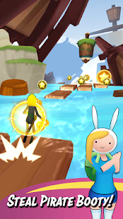 Adventure Time Run apk screenshot