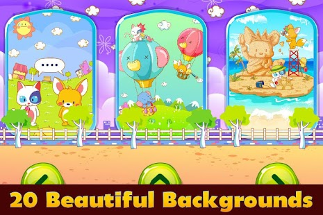 Spot it! Cute Animal Fun 01 - screenshot