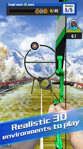 Archery Champ - Bow & Arrow King For PC