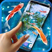 Free Koi Fish HD Live Wallpaper APK for Windows 8
