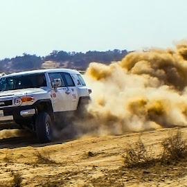 Toyota fj  by Mohsin Raza - Sports & Fitness Motorsports