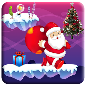 Download Santa Christmas adventures run For PC Windows and Mac