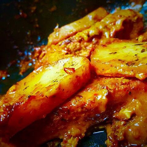~ Prego Chicken And Potatoes / My Recipe ~