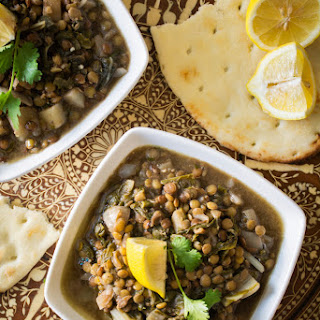 Green Lentil And Swiss Chard Soup Recipes