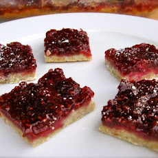 Weight Watchers Raspberry Bars