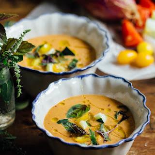 Tomato Carrot Gazpacho Recipes