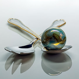 untitled by Dragan Milovanovic - Artistic Objects Cups, Plates & Utensils