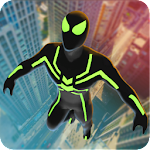 Strange Hero: Mutant Spider APK