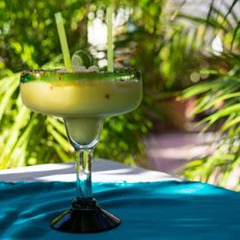 Mango Margarita by Vonelle Swanson - Food & Drink Alcohol & Drinks