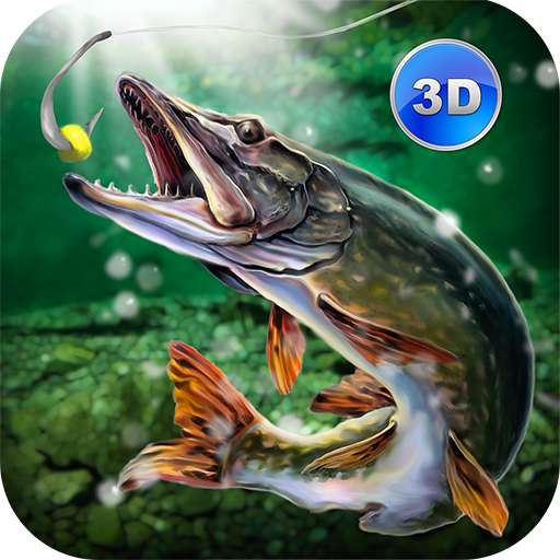 Fishing Simulator: Catch Wild (game)