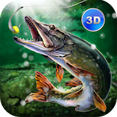 Fishing Simulator: Catch Wild Icon