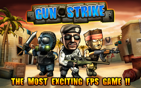 Gun Strike for pc