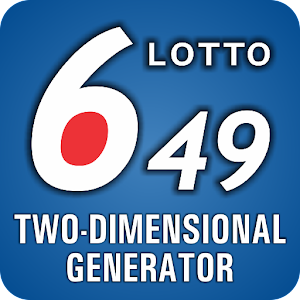 Lotto Winner for Canada 649