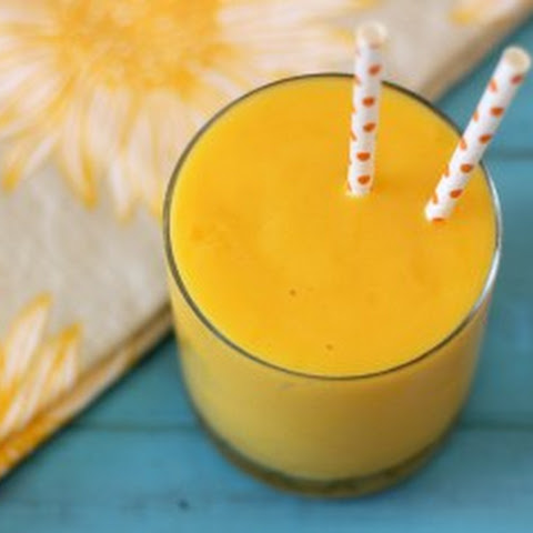 Good Morning Sunshine Smoothie