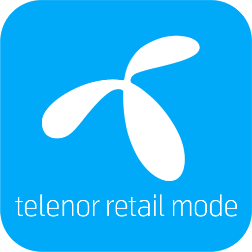 Android aplikacija Telenor Retail Mode
