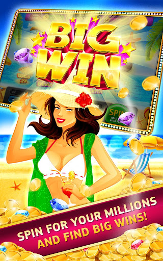 Sunny Beach Slots - screenshot