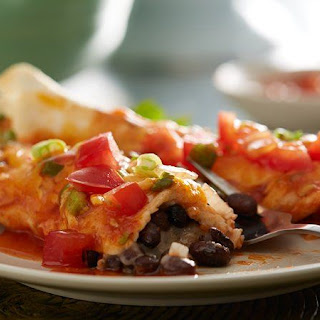 Bean And Cheese Burrito Enchiladas Recipes