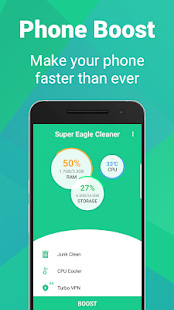 Super Eagle Cleaner for pc