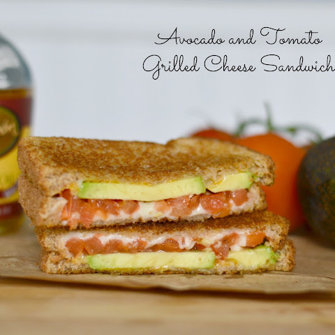 Tomato Avocado Mozzarella Sandwich Recipes | Yummly
