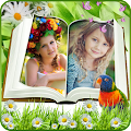 App Dual Books photo frames apk for kindle fire