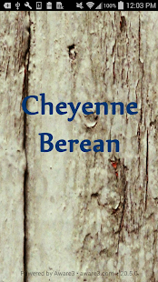 Cheyenne Berean Church - screenshot