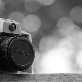 The old camera by Bhako N Bhako - Abstract Fire & Fireworks