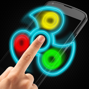 Hand Spinner:Amazing Fidget for PC-Windows 7,8,10 and Mac