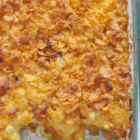 Corn Flakes Potato Casserole