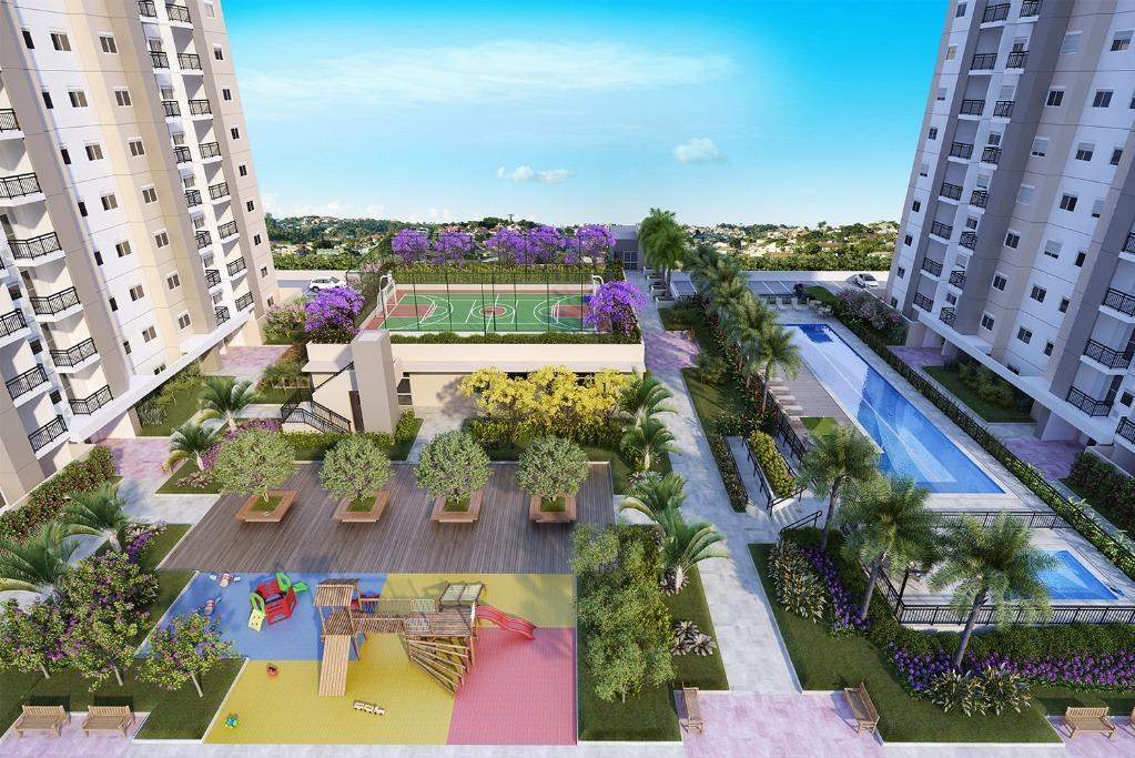 Imóvel: Apto 2 Dorm, Jardim Bussocaba City, Osasco (AP15128)