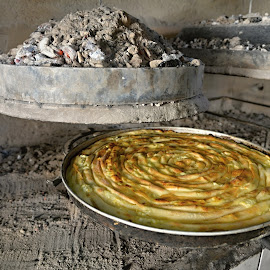 Burek. by Marcel Cintalan - Food & Drink Cooking & Baking ( bread, food, tradition, cooking, baking, the balkans )