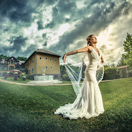 by Bojan Jovanovic - Wedding Bride