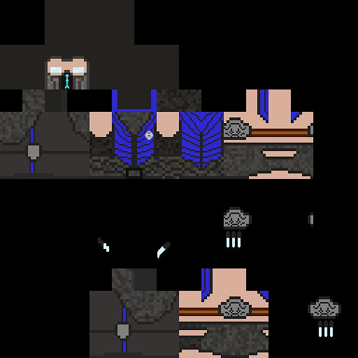 sub zero nova skin