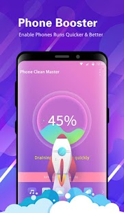 Phone Clean Master - 📲 Cleaner, Cooler & Booster