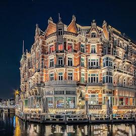 by Henk Smit - City,  Street & Park  Street Scenes