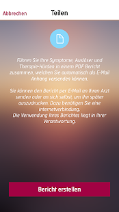 My Psoriasis App (German) Screenshot