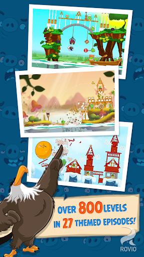 Angry Birds Seasons - screenshot