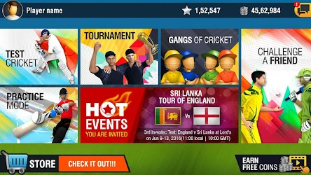 Download World Cricket Championship 2 APK 2