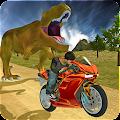 Bike Racing Sim: Dino World APK for Bluestacks