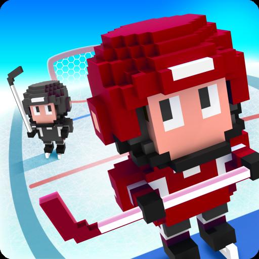 Blocky Hockey (game)