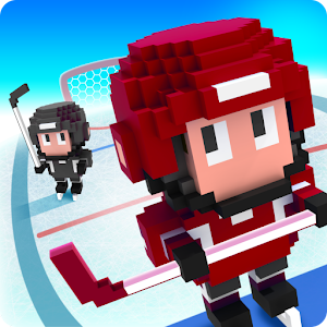 Blocky Hockey For PC (Windows & MAC)