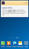 Screenshot of Oxford A-Z of English Usage